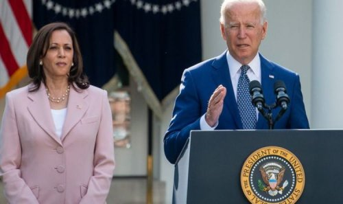 Joe Biden unveils plans to allow vaccinated international travellers into US