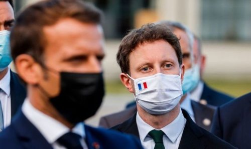 Macron's right-hand man ridiculed for supporting EU in Olympics: 'Only in your fantasies!'