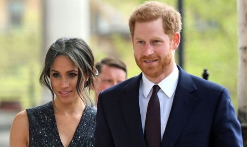 Meghan Harry attacked for 'new low' in Lilibet name row - Duke expected in UK imminently