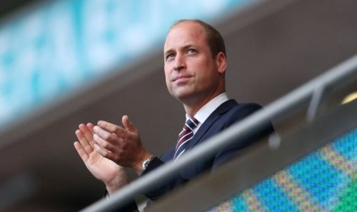 Prince William's heartwarming gesture to Sancho after shootout agony - 'Incredible moment'