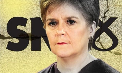 'It's like an irrational cult!' Nicola Sturgeon's SNP 'hijacked' by independence obsession
