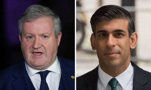 SNP demand multi-billion Brexit Recovery Fund from Sunak in attack against UK Government