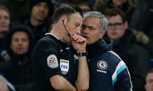 Referee Mark Clattenburg recalls X-rated blast at 'idiot' Jose Mourinho which ended career