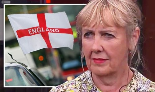 England flag driving rules are 'health and safety nonsense' as firms ban patriotic act