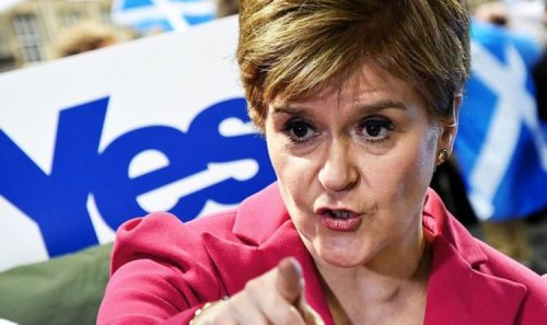 Oh no, Nicola! Sturgeon under fire as SNP faces probe over missing funds –party in 'chaos'