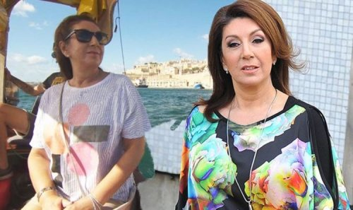 Jane McDonald on terrifying moment she thought she was going to die filming Cruising 2021
