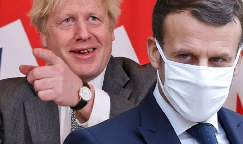 Frexit NOW! EU a 'burden at all levels' as free UK surges ahead with Covid vaccine rollout