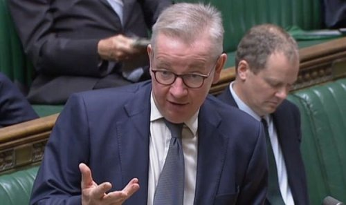Gove pulls rug from under Sturgeon and lays bare how she's 'LYING to SNP supporters'