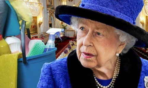 Queen's hunt for Buckingham Palace cleaners bashed by TV hosts - 'It's not generous'