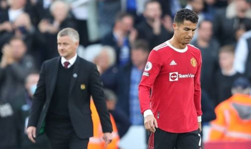 Man Utd icon Sir Alex Ferguson has shown Solskjaer how to manage Cristiano Ronaldo strops