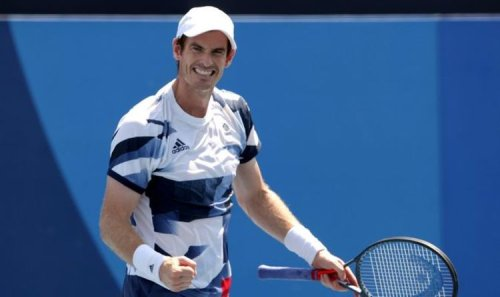 Andy Murray gives thigh injury update as Brit moves one step closer to Tokyo 2020 medal