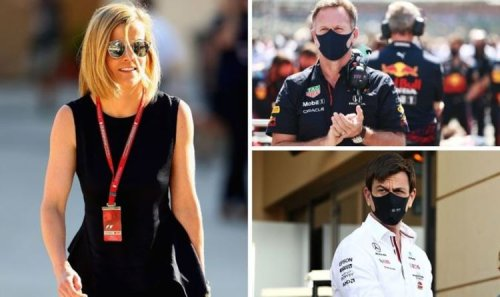 Susie Wolff delivers verdict on Christian Horner's row with Mercedes and Toto - EXCLUSIVE