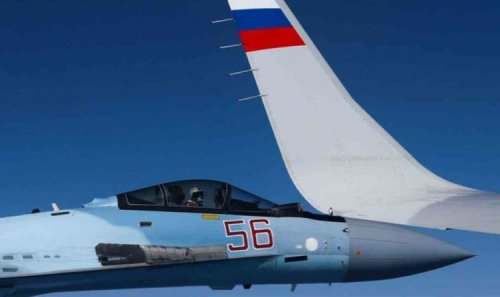 Russian invasion fears escalate after Moscow deploys 50 warplanes to the Black Sea