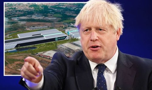 UK to open 'state of the art' gigafactory creating 6,000 new jobs: 'No better place!'
