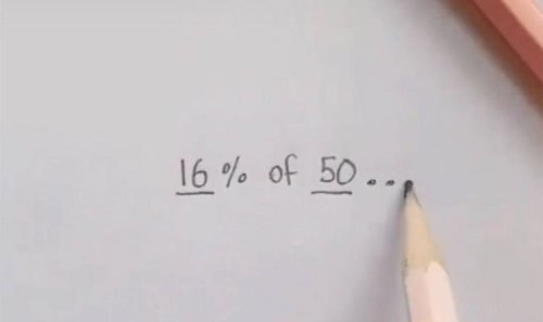Maths secret goes viral on TikTok because 99 percent of people don't know it