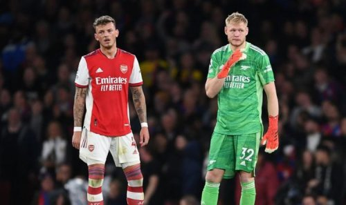 Arsenal haven't solved long-term issue despite Ben White deal as Crystal Palace draw shows