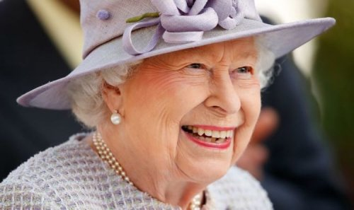 Philip's favourite story of the Queen's wit came in de Gaulles encounter - 'Ah happiness'