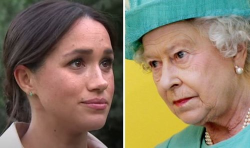 Meghan Markle 'caused problems for Queen' with Diana-style Tom Bradby interview