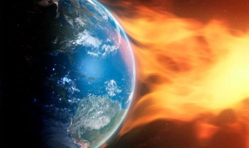 End of the world: One day warning for Earth being struck by catastrophic solar storm