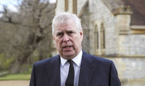 Prince Andrew 'removed as patron of almost 50 organisations' after fallout