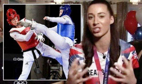 'Referee was biased' Team GB's Walkden blasts Tokyo 2020 officials for taekwondo defeat