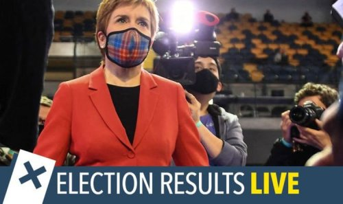 Scotland election results LIVE: Sturgeon holds breath over huge gamble - counting begins