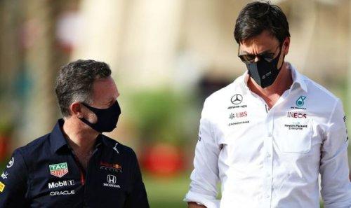 Mercedes boss Toto Wolff regrets responding to 'rude' Red Bull rival Christian Horner