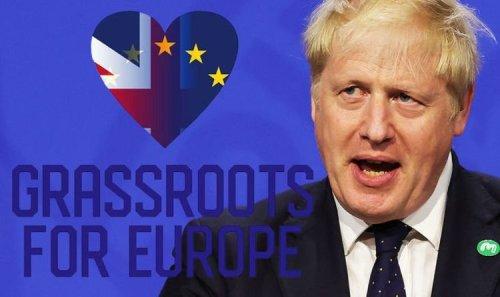 Brexit LIVE: Boris faces HUGE Rejoin EU protest after petrol chaos - 'It's not working!'
