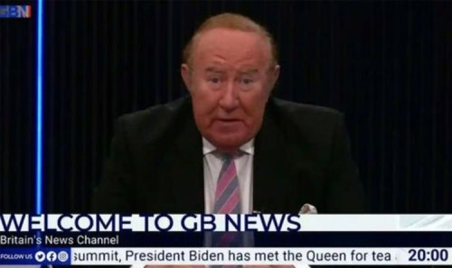 Andrew Neil savages GB News' Meghan Markle coverage - blasts 's***show disaster'