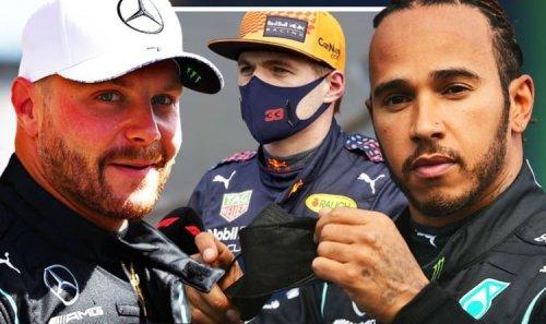 Portuguese Grand Prix RECAP: Lewis Hamilton WINS with Verstappen second and Bottas third