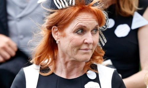 Sarah Ferguson 'changes her tune' about Meghan Markle leaving royal watchers 'surprised'