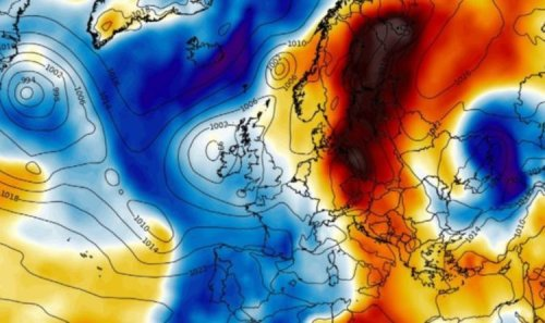 UK hot weather: 'Unseasonable warmth' bakes Europe before scorching heat to grip Britain