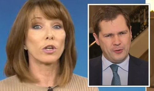 'You said we'll be better off!' Kay Burley lashes out at Jenrick ahead of Budget