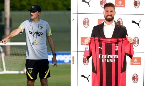 Chelsea set to lose third star to AC Milan with club 'pushing hard' for loan deal
