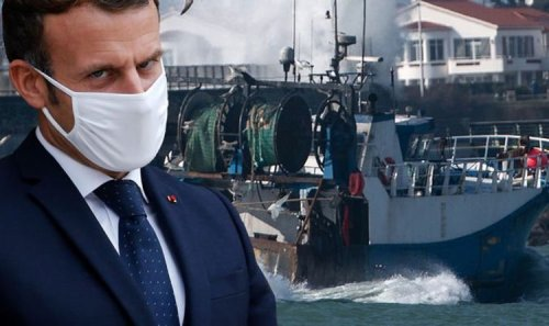 On brink of collapse! Desperate French fishermen face losing jobs over access to UK waters