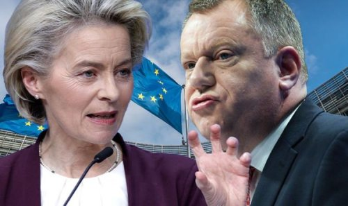 Brexit LIVE: EU turns screw as Article 16 row explodes - bloc to impose tariffs on exports