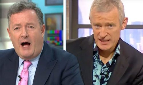 Piers Morgan reacts after Jeremy Vine apologises for 'completely unexpected incident'