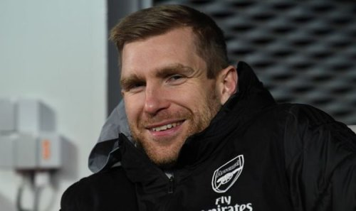 Arsenal chief Per Mertesacker names 'very talented' prospect who has big first-team future