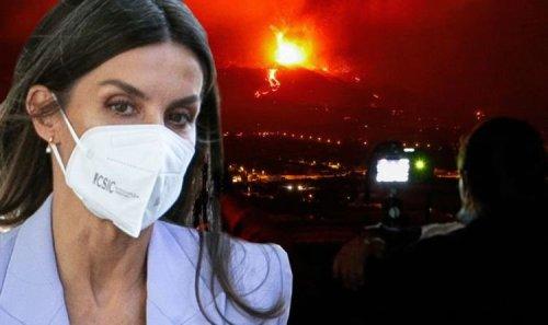 Spanish royal family peril as ash cloud threat throws La Palma visit into chaos