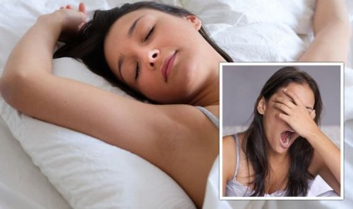 How to sleep: The 30-second rhythmic exercise that induces sleep within 'four minutes'