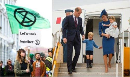 Royals 'try to repair planet' as they reduce travelling - Queen admits being 'irritated'