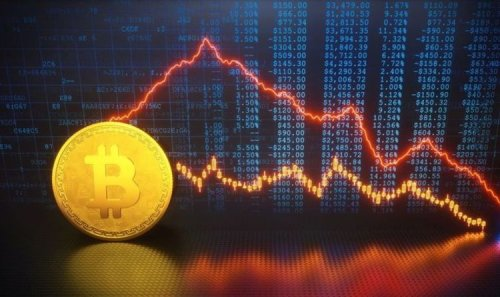 Bitcoin price crash: 'Death cross' panic as cryptocurrencies plummet - ETH and DOGE fall