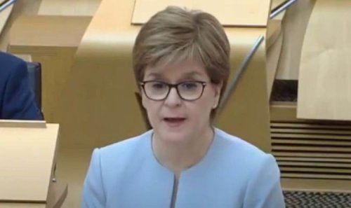 Sturgeon bows down to Tory pressure as SNP leader admits drug death failure in Scotland