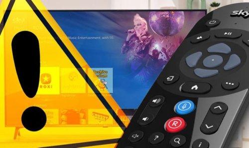 Sky TV blocks thousands from watching free online streams in 'landmark' crackdown
