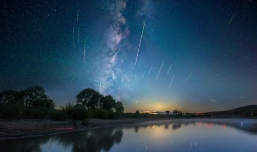 Lyrids 2021: When is the peak of the beautiful Lyrid meteor shower? 'Lyrids can surprise'