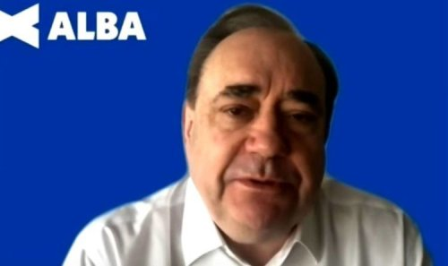 'Two-thirds say you're unfit for office!' Alex Salmond defends party against unpopularity