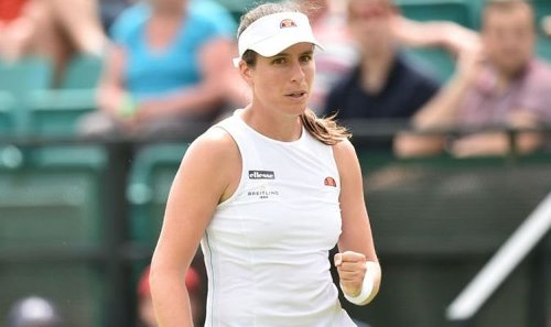 Jo Konta makes injury admission on eve of Wimbledon as Brit confirmed as SW19 seed