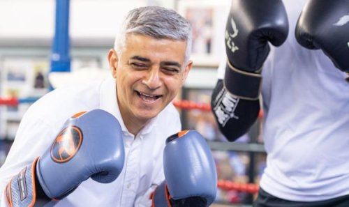 Sadiq Khan acts as if he is 'invincible' and must be held to account, says Brexiteer Bull