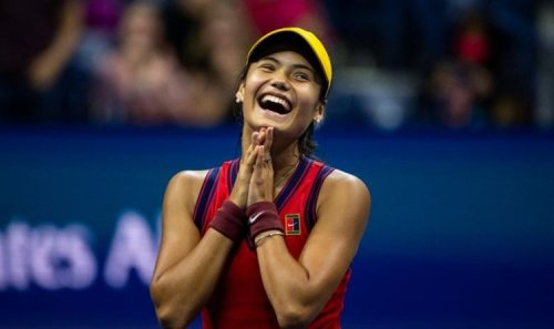 Emma Raducanu row: ITV's Adil Ray sparks huge backlash over tennis star's Romanian roots