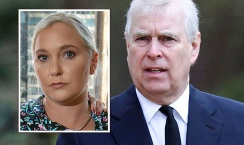 Prince Andrew's accuser willing to release file which could 'dismantle' her case